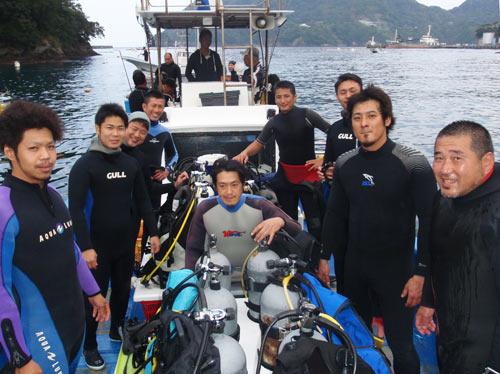 山口さんチーム
