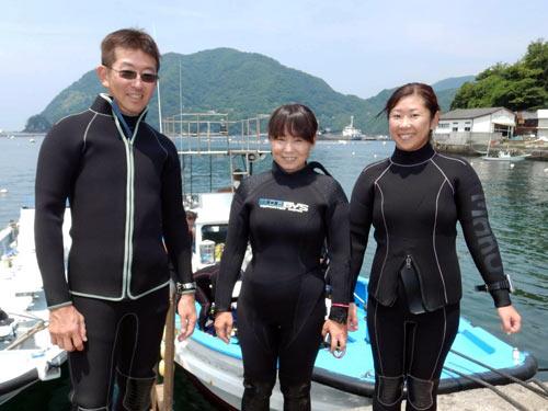 野沢さん&北条さん&杉山さん