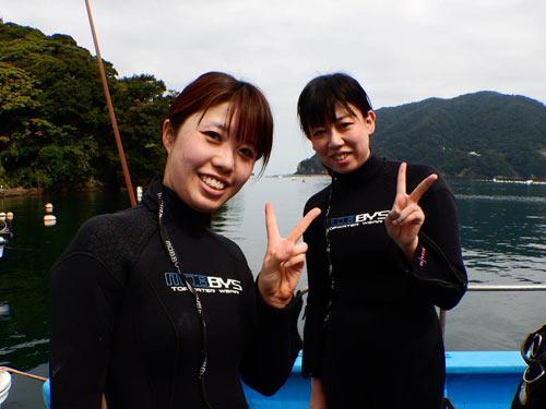 戸澤さん&小玉さん
