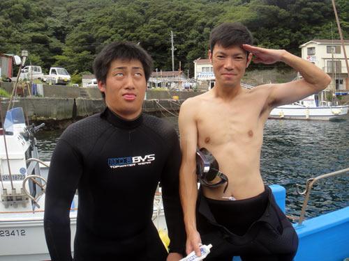 藤田さん&高鳥さん