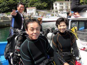 鈴木さん&小林さんご夫婦
