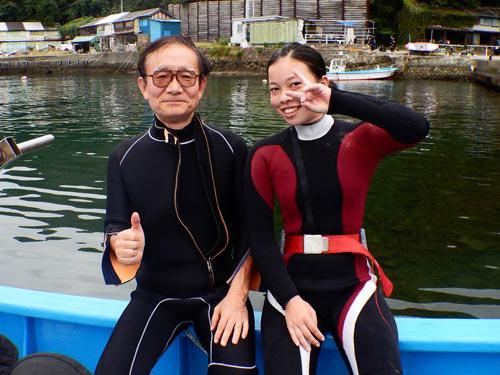 小嶋さん&実樹ちゃん