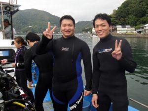 饗庭さん&竹越さん