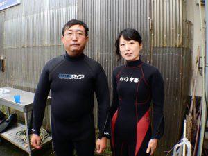 本田さん夫婦