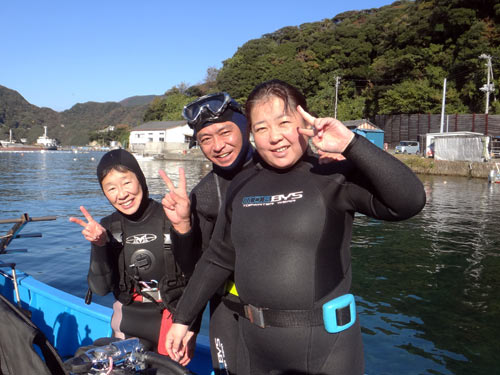 井上さん&古瀬さん&芦名さん