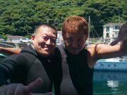 有坂さん&オーナー藤井