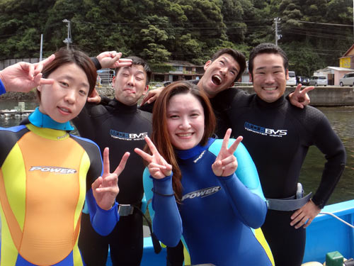 尾上さんチーム&藤田さんチーム