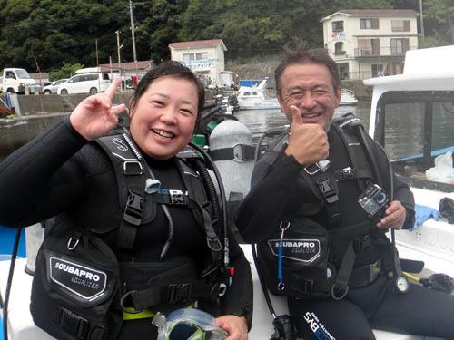芦名さん&古瀬さん
