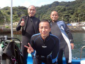長崎さん&上野さん&車田さん