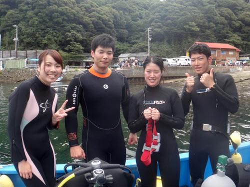 大石さんチーム