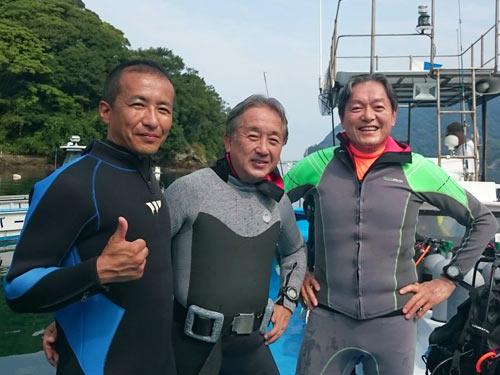 上野さん&青木さん&山岡さん
