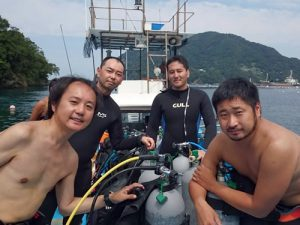 久保さんチーム
