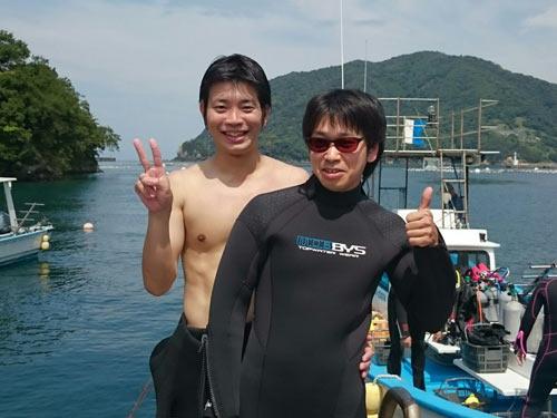 手塚さん&岩間さん