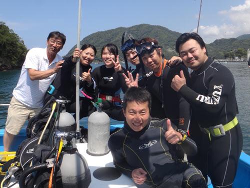 長田さんチーム&三戸さん