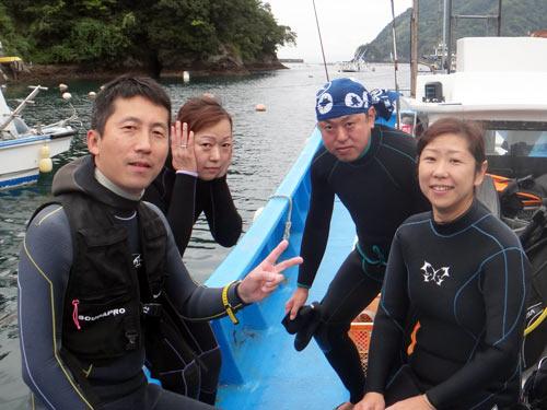 三戸さん&広瀬さん&佐藤さん&杉山さん