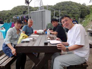 斉藤さん&神宮寺さん&勝俣さん&戸島さん