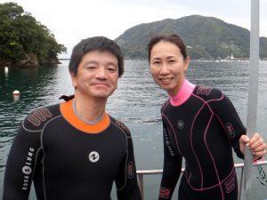 石井さん&赤倉さん