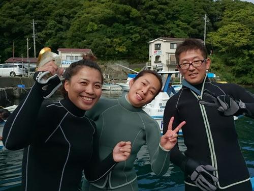北尾さん&内藤さん&野沢さん