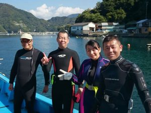 鈴木さん&押之見さん&新郷さん&神田さん