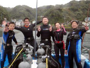 岡本さん&ダルマさん&針谷さん&大野さん&菊池さん