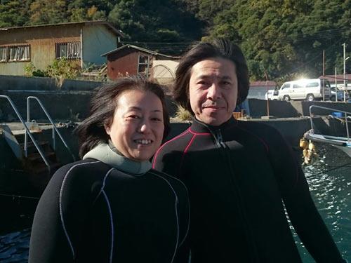 真板さん&田所さん
