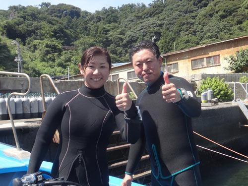 杉山さん&佐藤さん