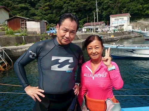 和田さんご夫婦