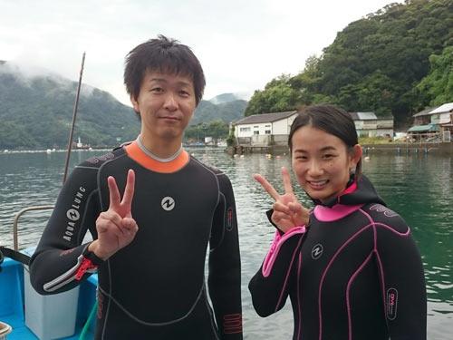 森本さん&森田さん