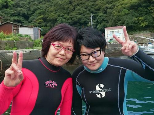 太田さん&唐木さん