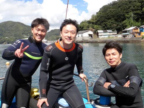 角田さん&山田さん&吉田さん