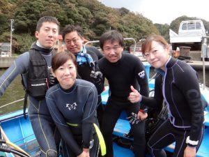 三戸さん&杉山さん&佐藤さん&鈴木さん&広瀬さん