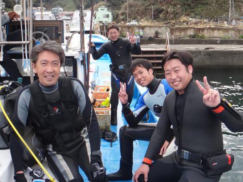 高田さん&宮腰さんチーム
