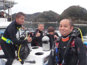 スタッフ翼&矢野さんご夫婦&車田さん