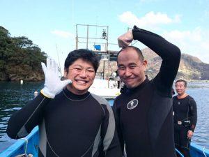 石原さん&鈴木さん