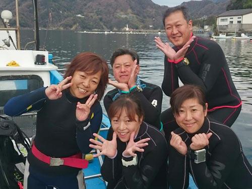鈴木さん&広瀬さん&杉山さん&佐藤さん&金子さん