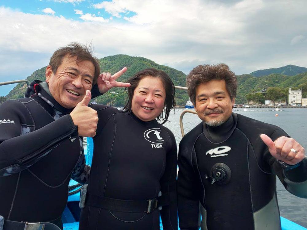 古瀬さん&芦名さん&佐藤さん
