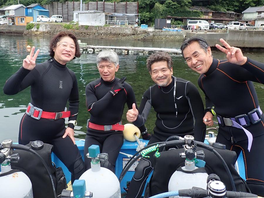 土井さん&海野さん&佐藤さん&スタッフKZ