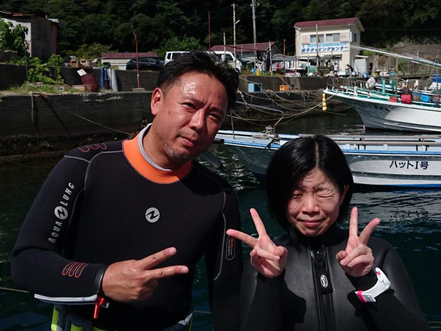 松井さん&三好さん