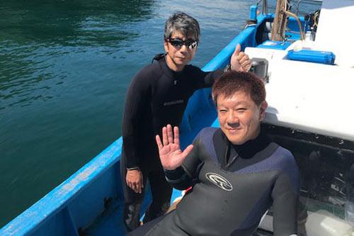 村崎さん&齋藤さん
